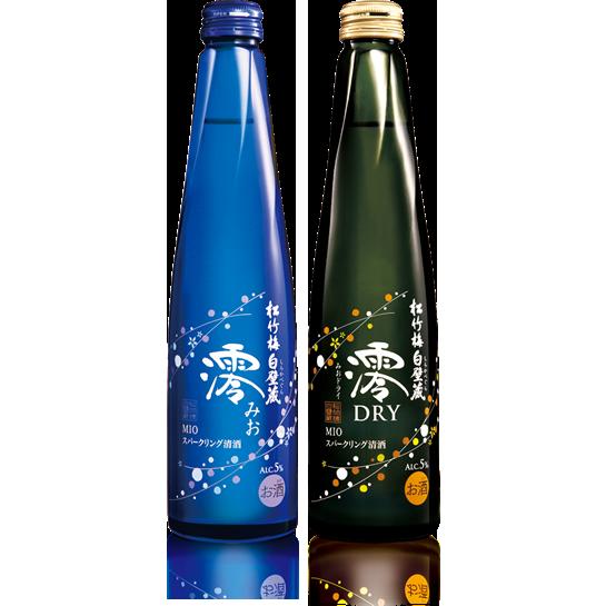 松竹梅白壁蔵 澪 スパークリング清酒 300ml