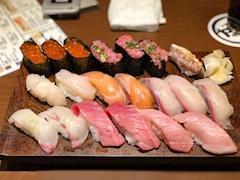 お寿司!!!