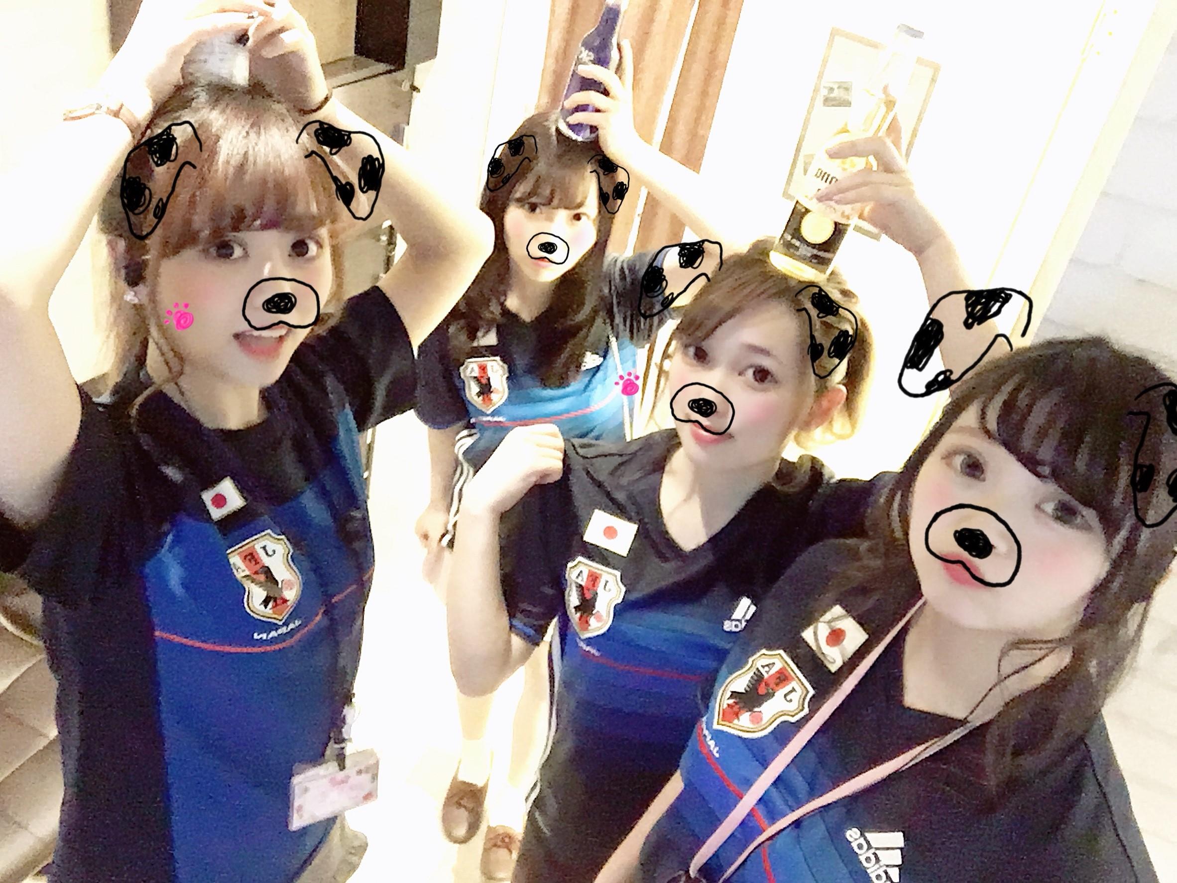 ■2018/05/30 本日の出勤情報 池袋ガールズバーリゾート