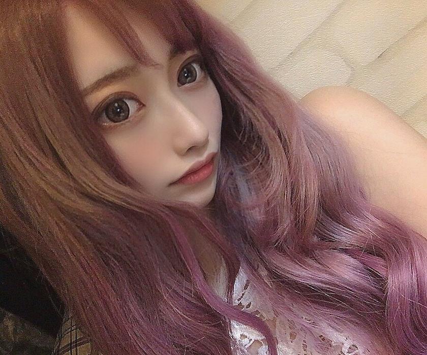 vt3qc6Ectlg1QCMi1mG l - ピンク髪の毛どーーーん